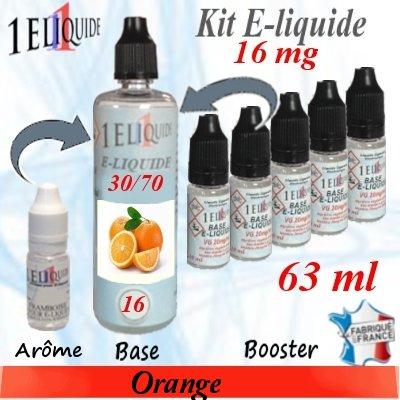 E-liquide-Orange-16mg 30/70