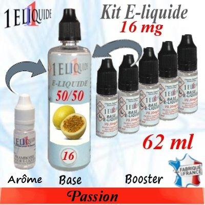 E-liquide-Passion-16mg 50/50