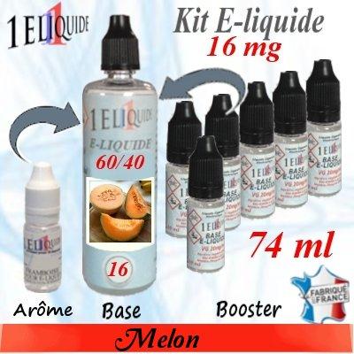 E-liquide-Melon-16mg 60/40