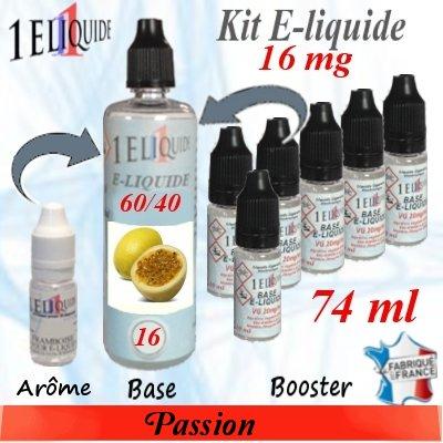 E-liquide-Passion-16mg 60/40