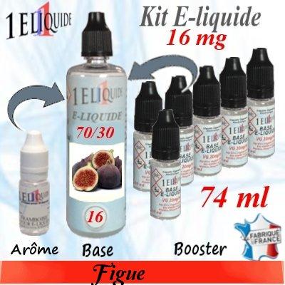 E-liquide-Figue-16mg 70/30
