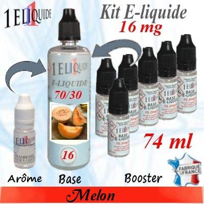 E-liquide-Melon-16mg 70/30