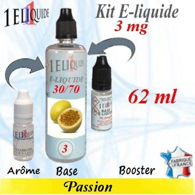E-liquide-Passion-3mg 30/70