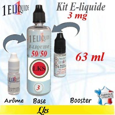 E-liquide-Lks-3mg 50/50
