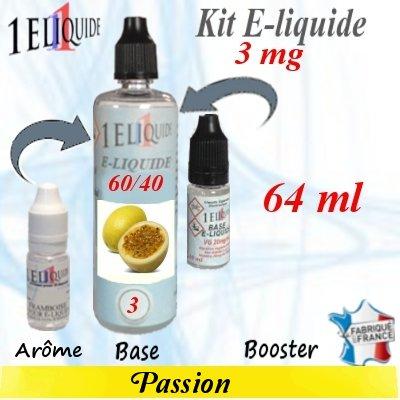 E-liquide-Passion-3mg 60/40