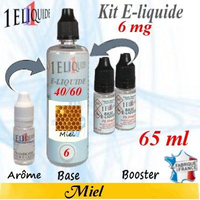 E-liquide-Miel-6mg 40/60
