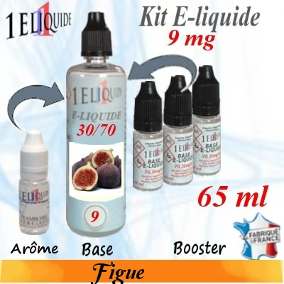 E-liquide-Figue-9mg 30/70