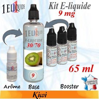 E-liquide-Kiwi-9mg 30/70