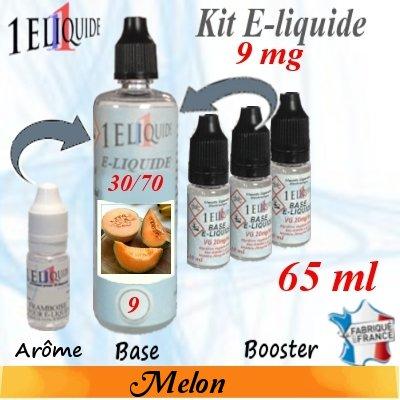 E-liquide-Melon-9mg 30/70