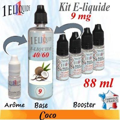E-liquide-Coco-9mg 40/60