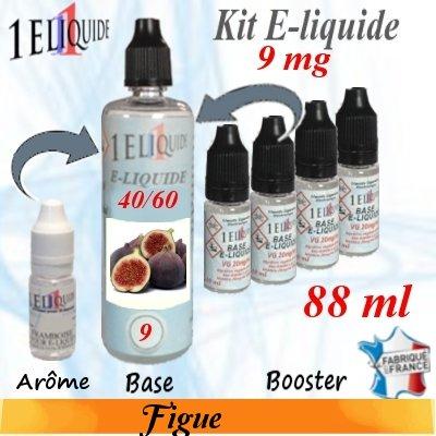 E-liquide-Figue-9mg 40/60