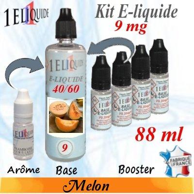 E-liquide-Melon-9mg 40/60