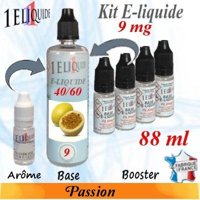 E-liquide-Passion-9mg 40/60