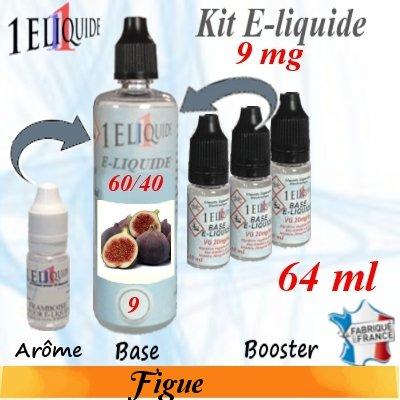 E-liquide-Figue-9mg 60/40
