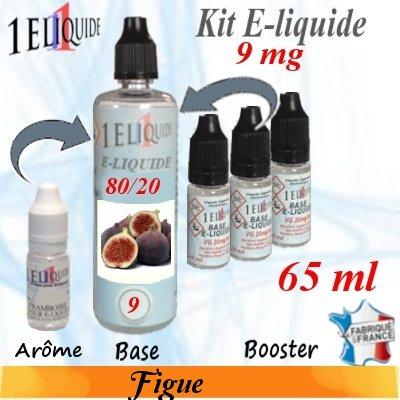 E-liquide-Figue-9mg 80/20