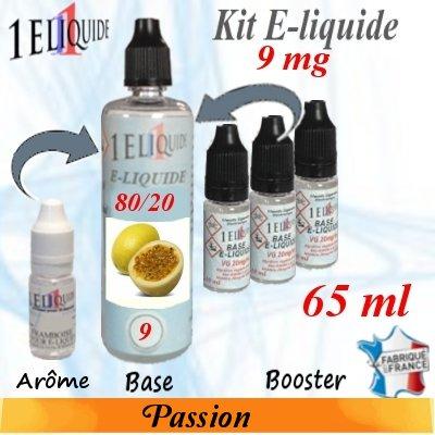 E-liquide-Passion-9mg 80/20